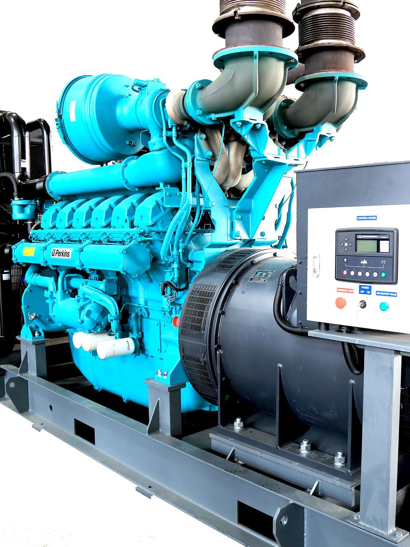 Perkins Generator 4012-46TAG3A genset